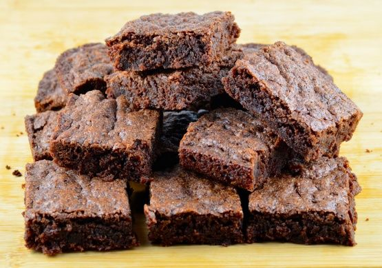You can either bag the mix for future use or go ahead and make the brownies.  You can also use a high quality cocoa to improve the flavor.  Customize it with chips, nuts or whatever you like.   I found this on a blog for saving money.  Making it yourself should save you about 80- 85%