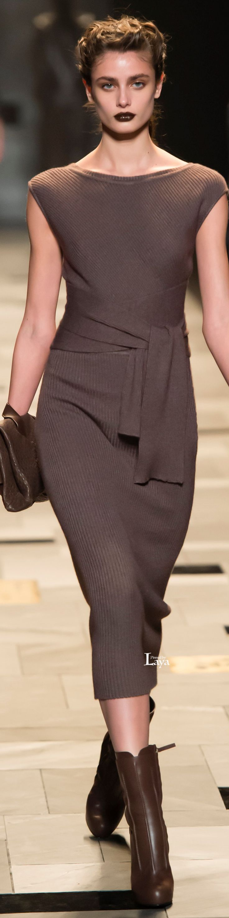 Trussardi Fall Winter 2015-16 RTW