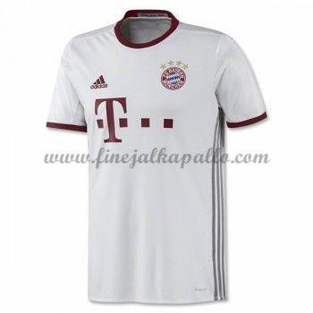 Jalkapallo Pelipaidat Bayern Munich 2016-17 3rd Paita