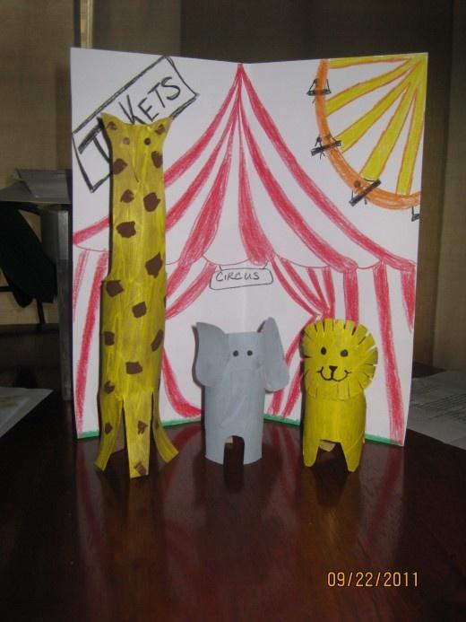 Best 25 Circus Animal Crafts Ideas On Pinterest