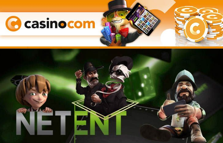 Top Ranking Casino.com Rolls out New Games by #NetEnt Software Group  Some of NetEnt's star slot games, including immersive, branded slot games can now be found on desktop and mobile platforms at Casino.com.  https://www.playcasino.co.za/blog/top-ranking-casinocom-new-games-netent-software-group/