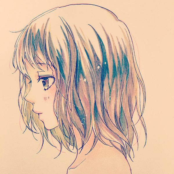 Pin By Leenxy り ン On Honeyworks Anime Art Beautiful Honey Works Anime Drawings Sketches