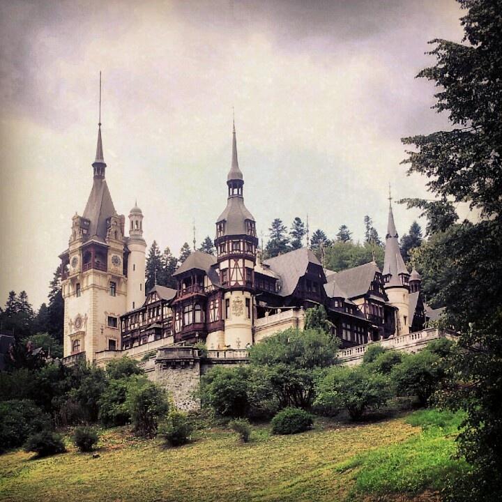 Peles Castle. Sinaia, Romania