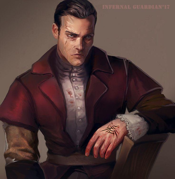 Daud By Infernal Guardian'17