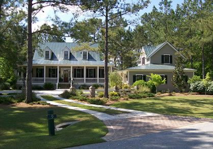 287 best low country style images on pinterest home for Low country house plans