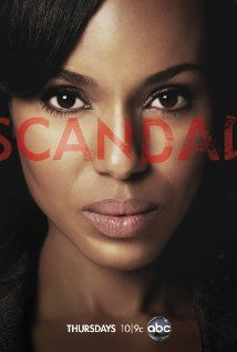 Scandal is a breakthrough show that demonstrates how a woman can also do a man's job when it comes to politics and covering up the evidence.