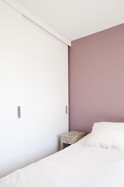 les 25 meilleures id es de la cat gorie murs roses sur pinterest les palettes de couleurs de. Black Bedroom Furniture Sets. Home Design Ideas