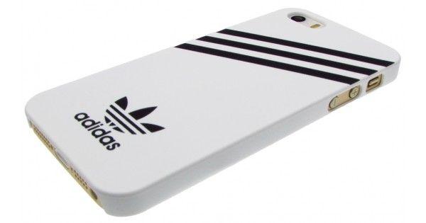 Superleuk en sportief Adidas telefoonhoesje voor Apple iPhone 5(S). Voor alle bedieningstoetsen zijn speciale uitsparingen gemaakt.Dit Adidas telefoonhoesje is leverbaar voor verschillende merken en leverbaar in diverse kleuren.Kleur witAdidas hoesje voor Apple iPhone 5(S)Soort hoesje: Hardcase hoes
