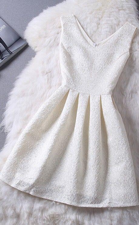 Lace Sleeveless Vest Dress
