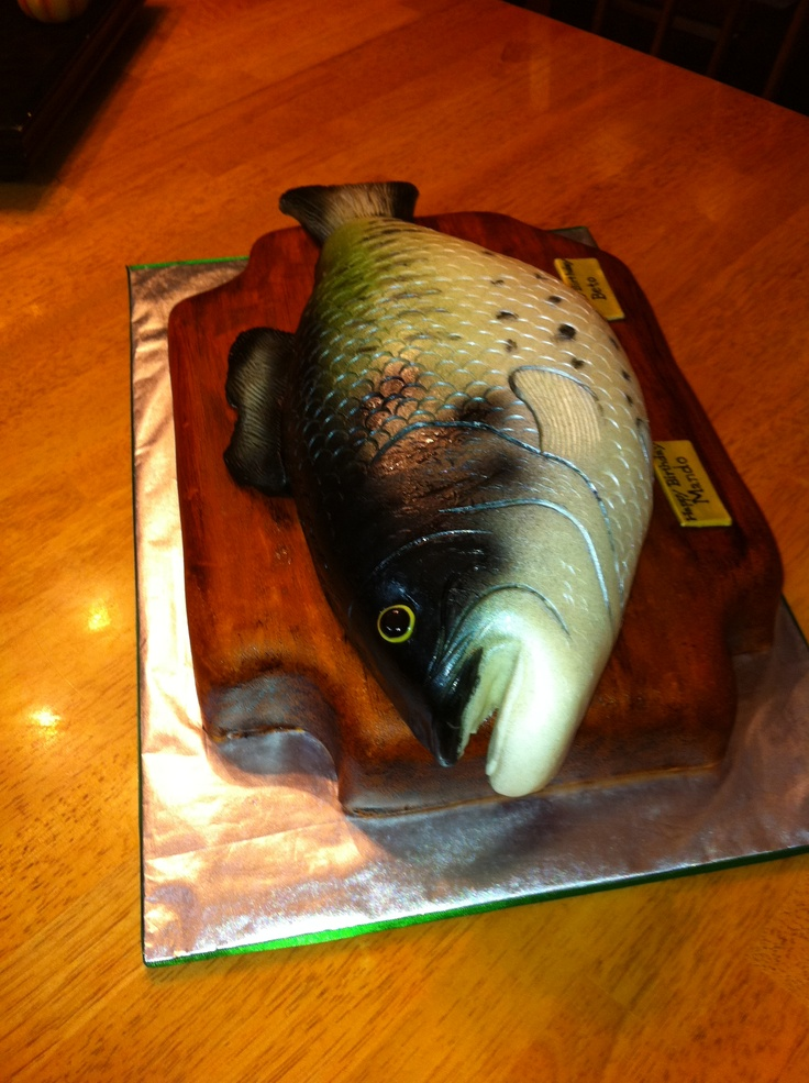 17 best images about graduate fish cakes on pinterest for Big fish kirkland