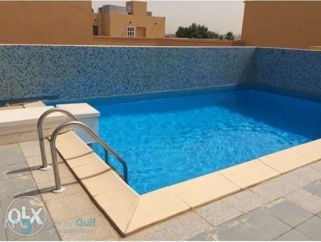 Villa In Fateera For Rent With 2 Floors 4 Master Rooms Guest Bath Maid Room Bath Pool Kd1250 Maids Room Master Room Guest Bath