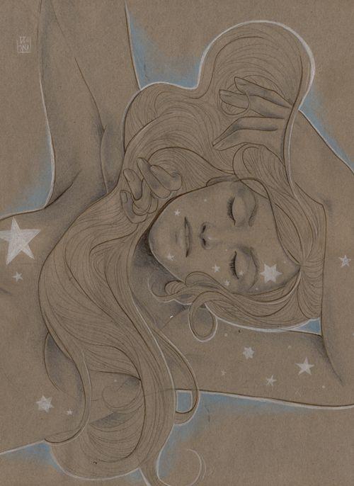 Asleep // Vero Navarro