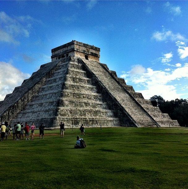 Chichen Itza. #passporttoparadise #cancun #mexico