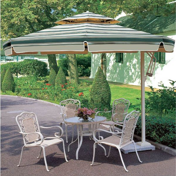 Heavy Duty Stripe Garden Umbrella Sale Online , Garden Umbrellas, Garden  Umbrellas Online, Garden
