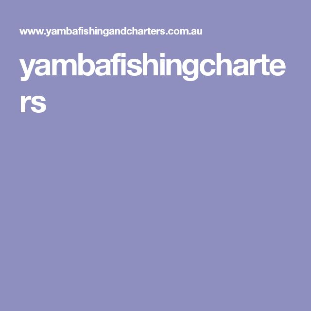 yambafishingcharters
