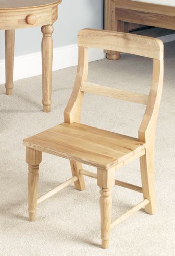 Amelie Oak Children's Play Chair #home #decor #interior #furniture #wood #oak #design #chair #bedroom