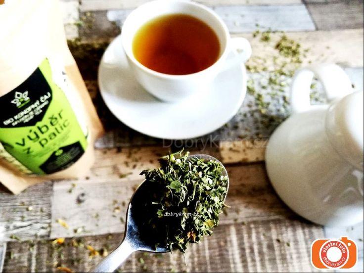 Konopný bio čaj - výběr z palic
