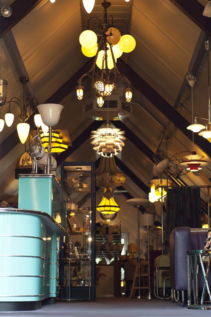 69 beste afbeeldingen over art deco verlichting art deco lighting op pinterest plafondlampen - Keukenplan op de eetkamer geopend ...