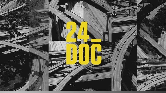 Rebranding for the documentary channel 24DOC  http://24doc.ru  music: pascäal - drowning in you