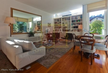Buy completely renovated Lake Como Villa Cernobbio