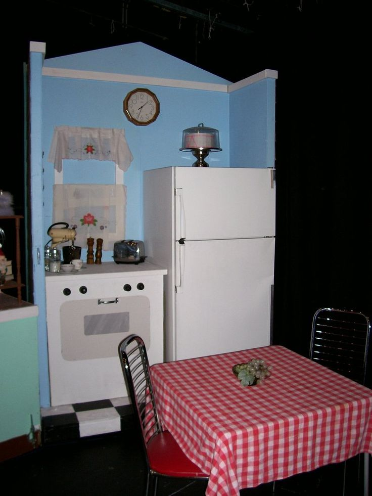 Bye Bye Birdie McAfee Kitchen by ckenyon1964 on deviantART