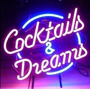 Good Night Moon Neon Sign Light Beer Bar Pub Home Room Wall Decor 17/'/'x14/'/'