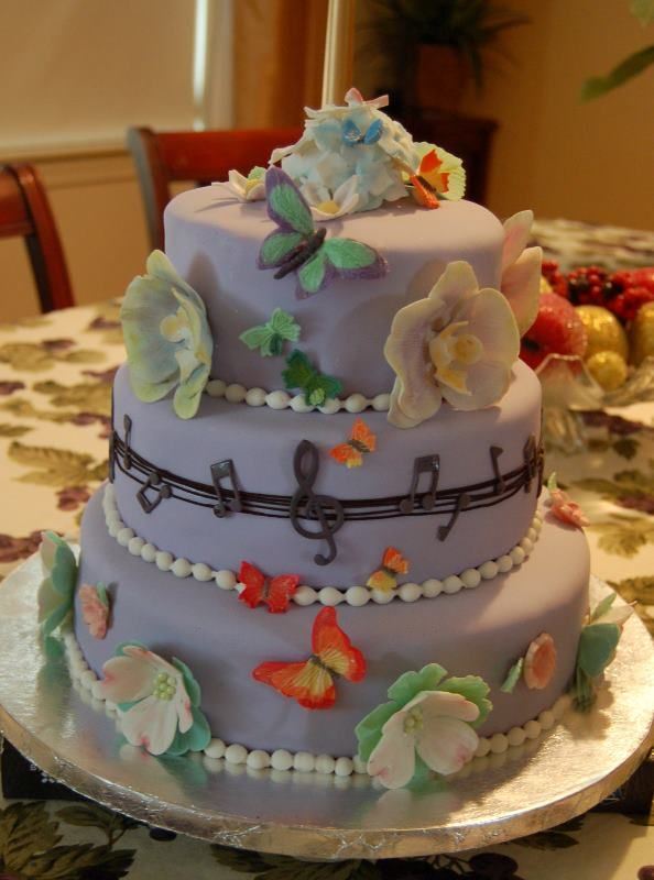 86 best Birthdays images on Pinterest Music cakes Birthdays and