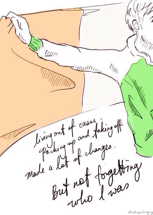 Don't forget where you belong- Niall | 1D Music | Pinterest