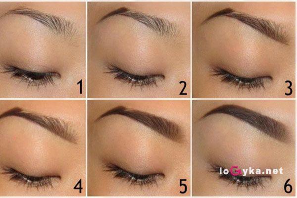 Ширина бровей должна равняться ширине верхней губы. Широкие брови хороши, если у вас большие глаза и вы хотите сбалансировать лицо. Но маленькие глаза с широкими бровями рискуют показаться совсем крошечными. Учитывайте расстояние между бровями и глазами. Если у вас высоко посаженные брови, широкие помогут сбалансировать пропорции лица. Если расстояние до глаз небольшое, то и брови стоит сделать тоньше, иначе получите хмурое выражение лица.