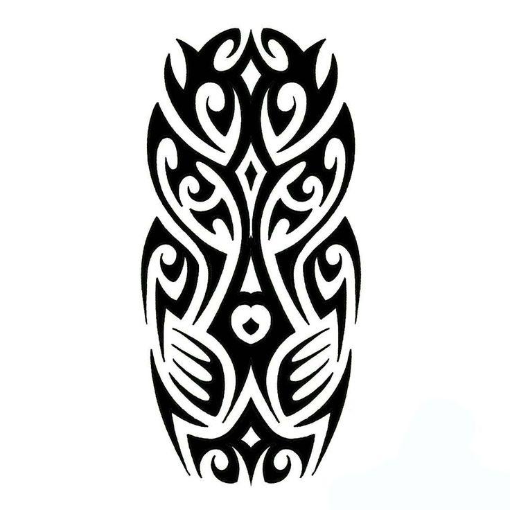 Half Sleeve Tribal Tattoo Design | Zodiac Symbol Tattoos Printable Tattoo Designs | Kamistad Celebrity ...