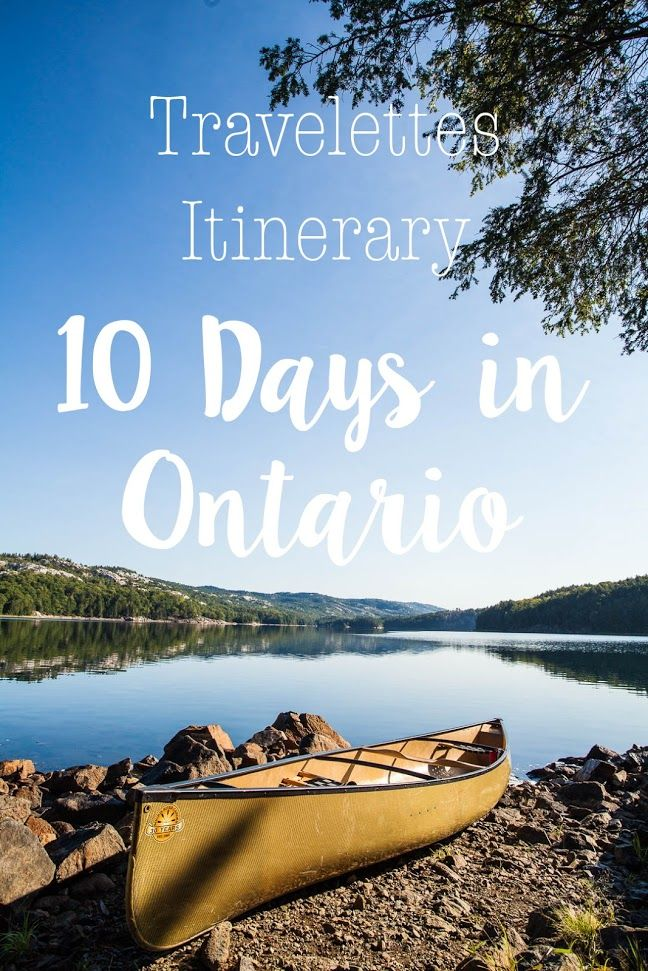 From the bustling streets of Toronto to the waters of Niagara Falls &…