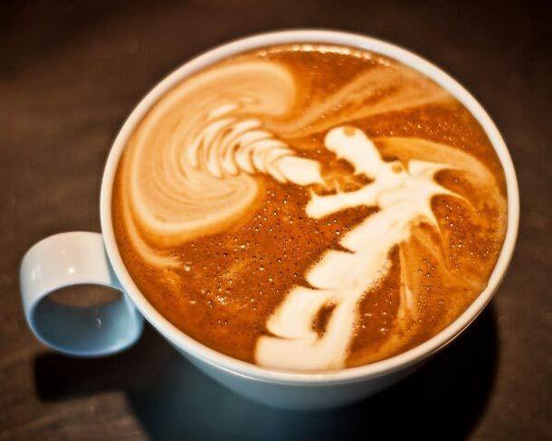 Un Gradon-café!