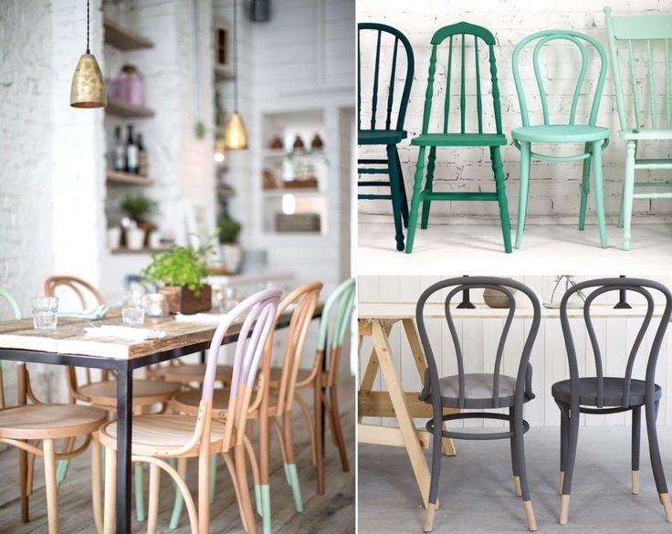 17 mejores ideas sobre viejas sillas de madera en pinterest ...