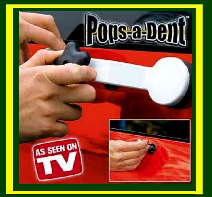 Zestaw do napraw blacharskich Pops A Dent w promocyjnej cenie 51,98 zł Jeszcze nigdy naprawa wgniecenia nie była tak tania. Możesz zrobić to sam przy pomocy tego urządzenia. Gorąco polecamy