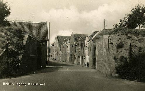 De Kaaipoort met de Kaaistraat