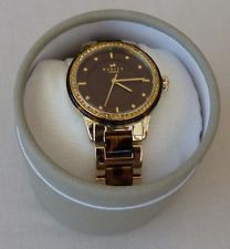 Radley Tortoiseshell and Gold Coloured Watch & Presentation Box - RRP £135 - NEW