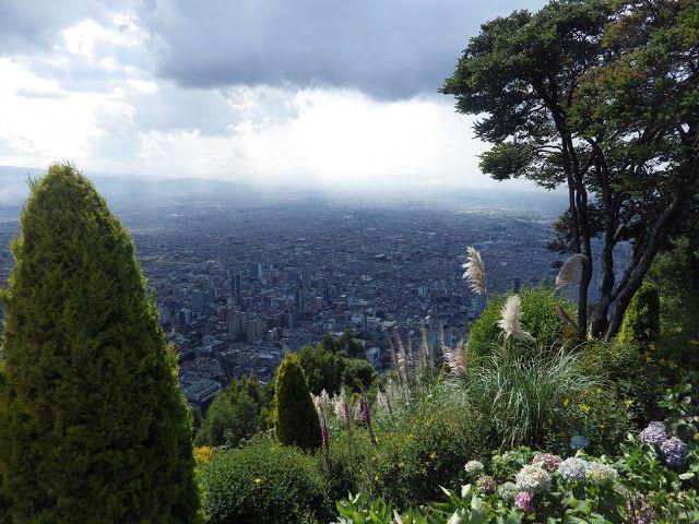 Celiak w podróży: Bezglutenowy obiad w Bogocie