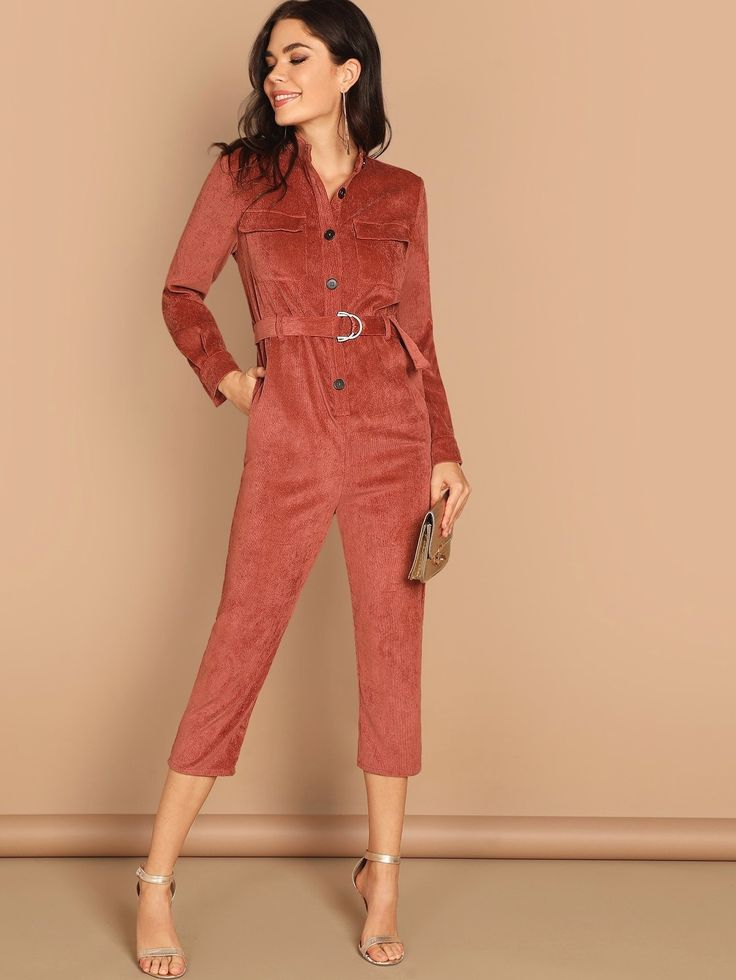 Belinda Black Tux Detail Halterneck Jumpsuit - REISS