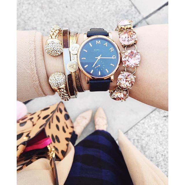 bracelet stack --- @liketoknow.it http://liketk.it/28wJF #liketkit
