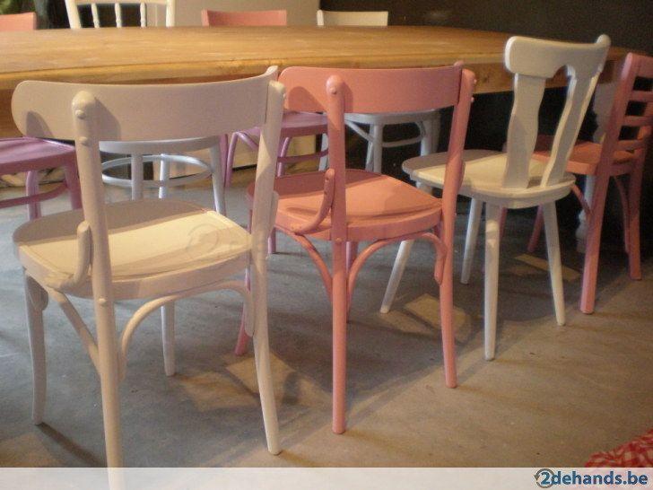 Cafestoelen project meubilair horeca inrichting te koop for Tweedehands eetkamerstoelen