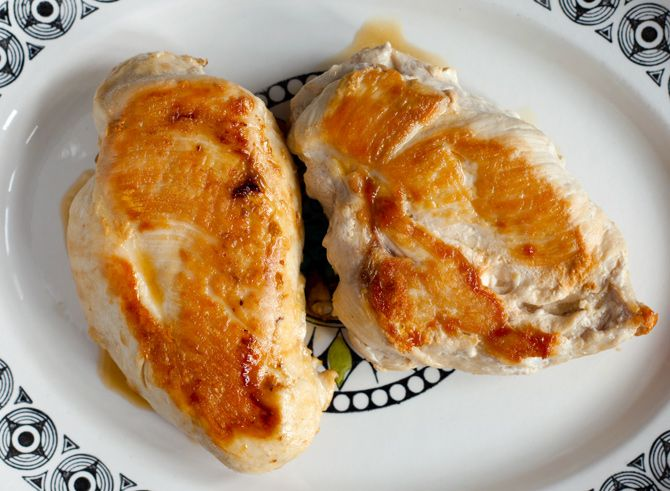 How To Cook a Moist Chicken Breast