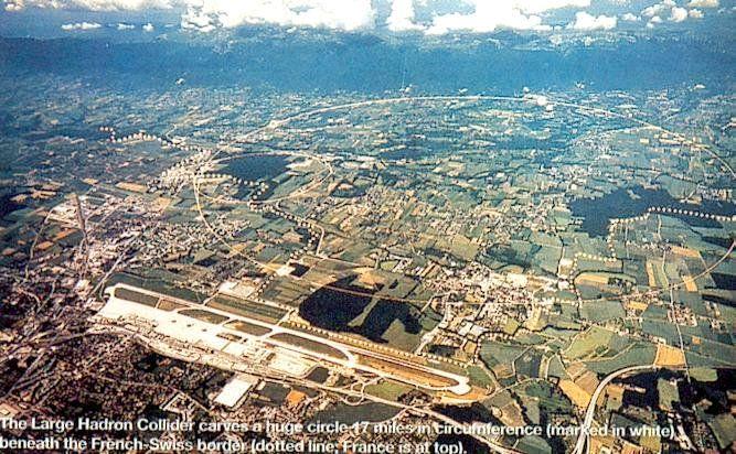 HEC, CERN, Geneva airport.