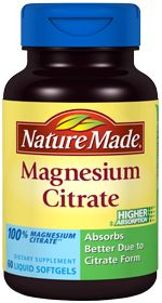 Serotonin is dependent on Magnesium Citrate (do not get magnesium oxide as only 4% is absorbed).