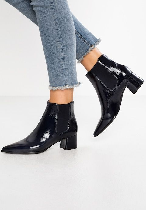 bdf0561b5f0 Unisa JISTE - Ankle boots - abyss - Zalando.co.uk