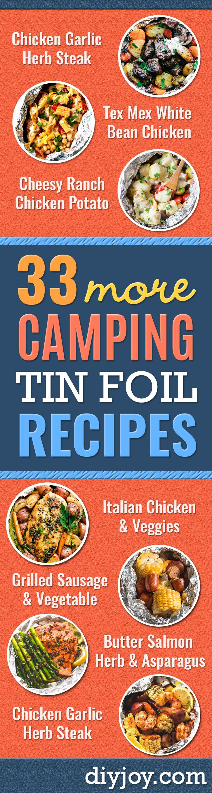 Best 25 Camping Recipes Lunch Ideas On Pinterest