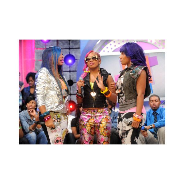 Exclusive Access 106 Park with the OMG Girlz, Big K.R.I.T, Wendy... ❤ liked on Polyvore featuring omg girlz and bahja