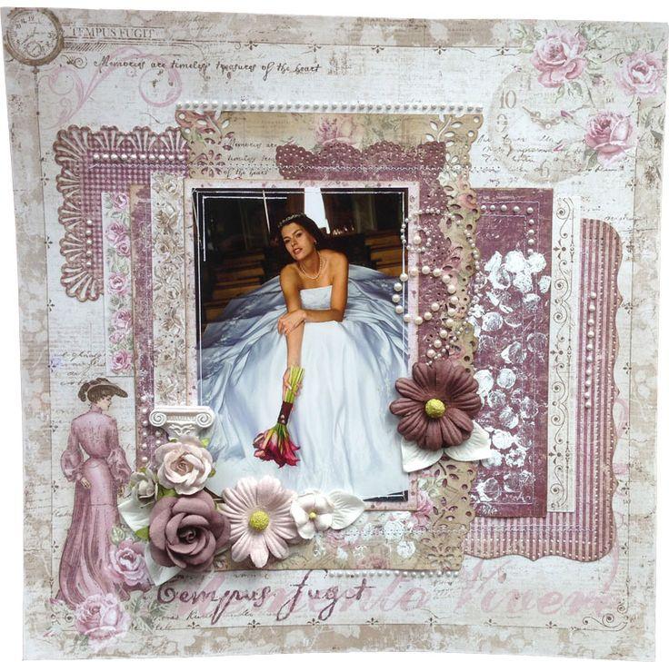The bride - Scrapbook.com
