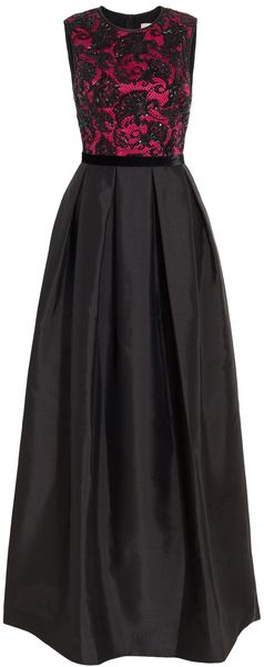 JASON WU Embroidered Ball Gown - Lyst