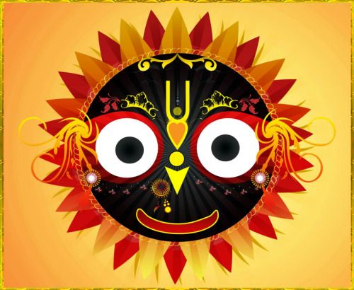 """✨ HARE KRISHNA! JAY JAGANNATH! ✨ """"O unlimited Vishnu! O master! O Lord! Be pleased upon me! I am drowning in an ocean of sorrow and am almost like a dead man. Please shower the rain of mercy on me; uplift me and protect me with Your nectarean..."""