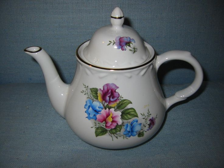17 Best Images About My Teapot Collection On Pinterest